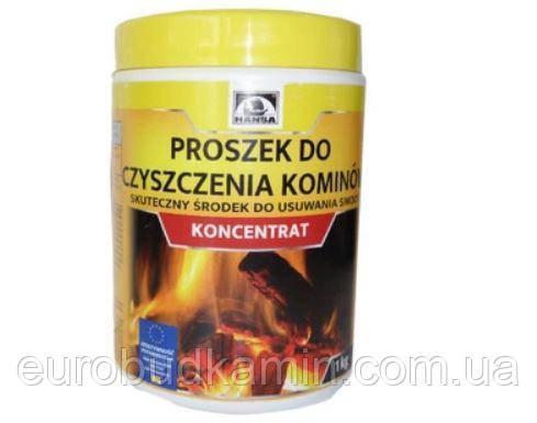 Порошок для чищення димоходу (концентрований) Hansa 1кг