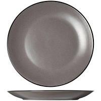 Тарелка десертная SPECKLE GREY 19,5 см