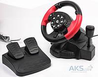Руль c педалями и рычагом переключения передач Gembird STR-MV-02 Black