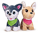 Чи Чи Лав Собачка Чихуахуа Друзья щенки на проводном управлении Серый Chi Chi Love Simba 5893243, фото 2