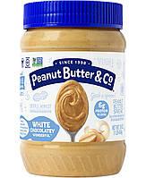 Арахисовое масло Peanut Butter & Co White Chocolate 454 g