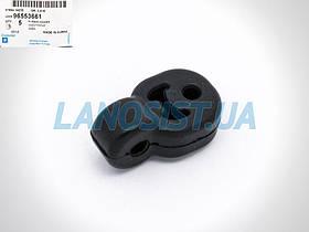 Резинка глушителя Лачетти GM оригинал 96553661.