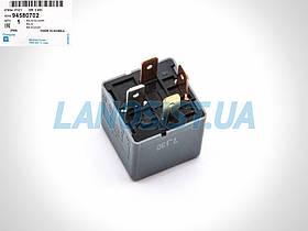 Реле вентилятора/кондиционера/обогрева заднего стекла Ланос Сенс Нексия GM 94580702.