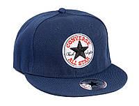 Кепка Converse Snapback синяя