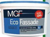 Краска фасадная MGF Eco Fassade M690 10л.