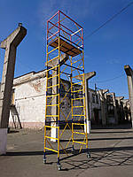 "Вышка ""ПСРВ"" 1,7х0,8м(4+1) - 6,3м, Украина, фото 1"