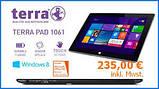 Планшет TERRA PAD 1061 Windows 8.1, фото 3