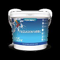 FEROMAL 70 БАЗА C Професійна фасадна акрилова фарба FASSADENFARBE