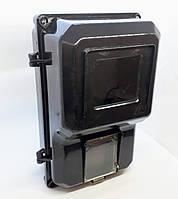 Шкаф пластиковый под однофазный счетчик, навесной, фото 1
