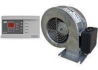 Автоматика для котла Tech ST-22 + вентилятор WPA117 (Комплект, Польща)