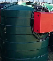 Резервуар Kingspan (Великобритания) 1300л с Заправочным модулем для перекачки дизтоплива