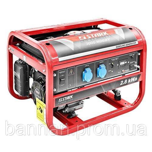 Генератор бензиновый Stark HOBBY 3000