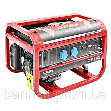 Генератор бензиновый Stark HOBBY 3000, фото 2
