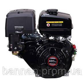 Двигатель бензиновый Stark Loncin G 420F, фото 2