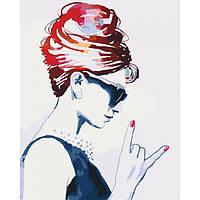 Картина по номерам Идейка - Rock baby 40x50 см (КНО2689)