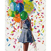 Картина по номерам Идейка - Игривое настроение-2 40x50 см (КНО4550)