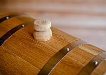 Жбан дубовий для напоїв 40 літрів, фото 2