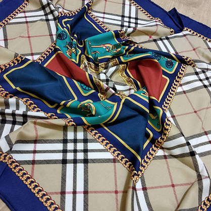 Палаток Burberry шелк, фото 3