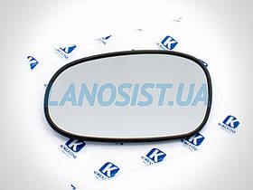 Стекло зеркала Ланос Сенс Koreastar (левое) KMRD001.