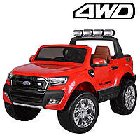 Детский электромобиль Джип «Ford» M 3573EBLR-3 (Красный)