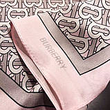 Платок Burberry шелковый 50х50, фото 4