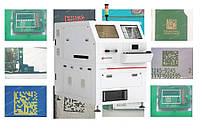 Новые станки для лазерной маркировки печатных плат от компании HGTECH
