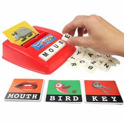 Детская Игрушка. Развивающая игра на изучение английского языка
