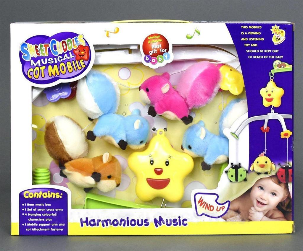 "Мобиль для малышей Sweet Cuddles ""Harmonious Music"""