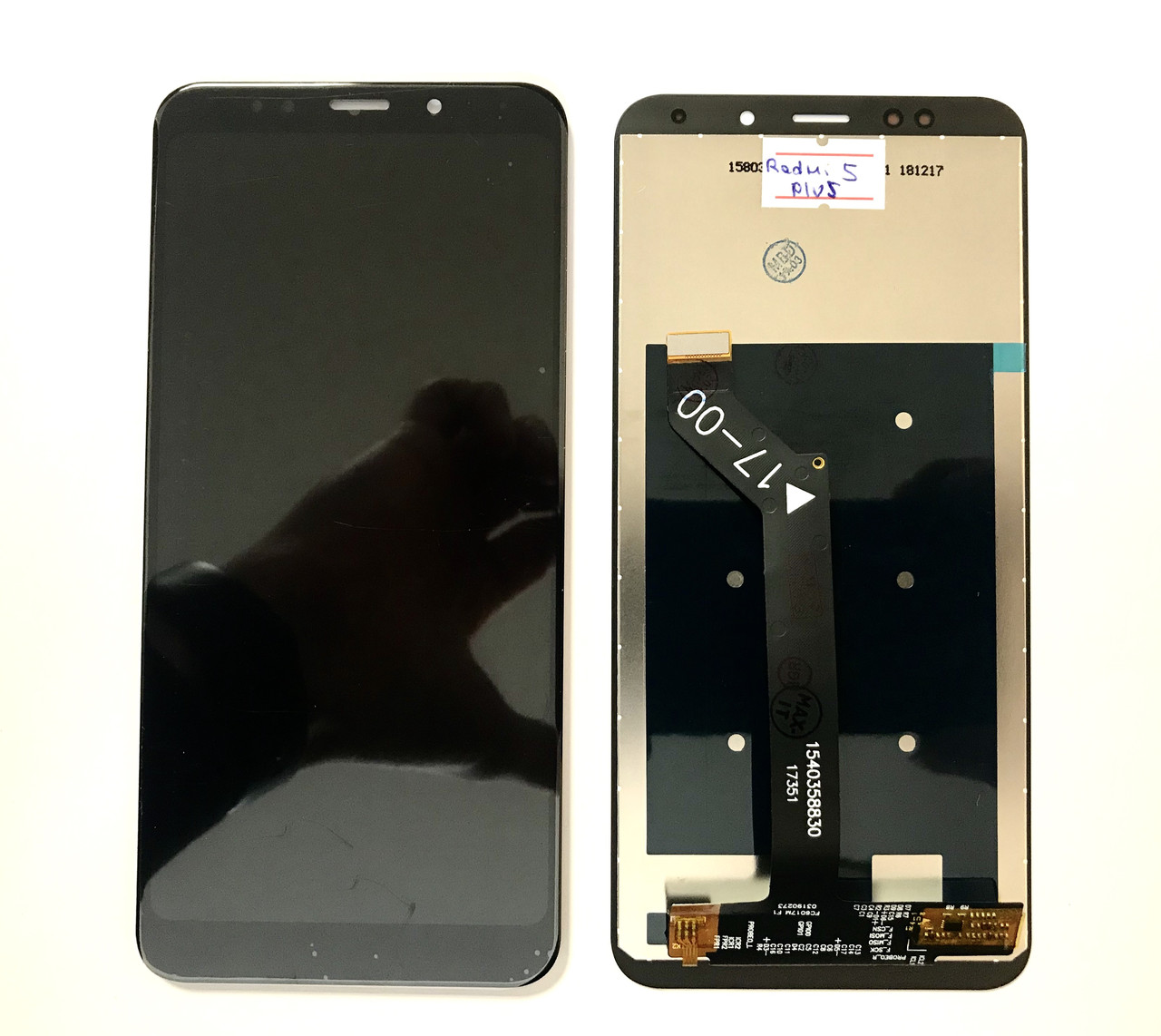 Модуль Xiaomi Redmi 5 Plus Дисплей + сенсор