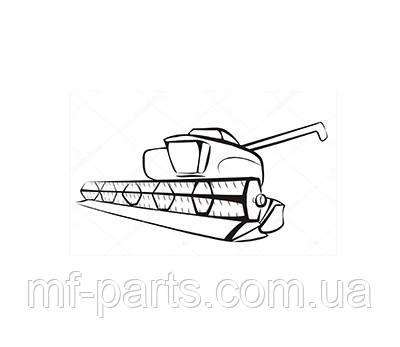 D46406600 подушка підвіски двигуна, ОРИГІНАЛ AGCO