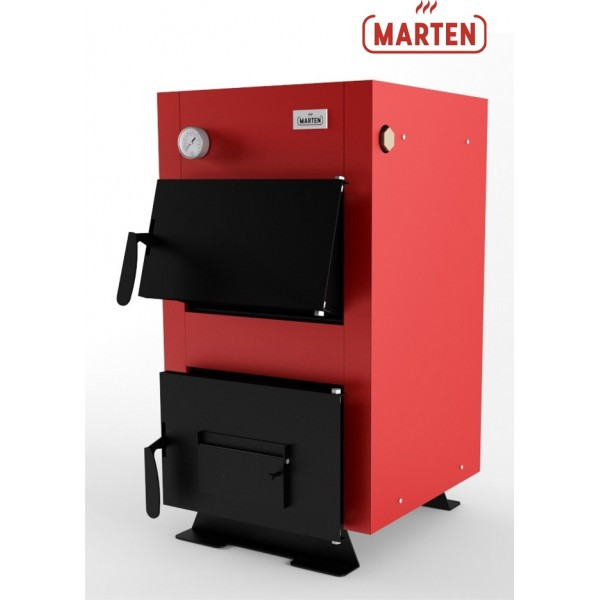 Твердотопливный котел Marten Base 12 кВт