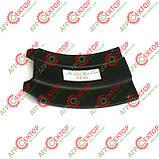 Пластина скольжения Caterpillar Max Flex Lexion Claas 359108, фото 3