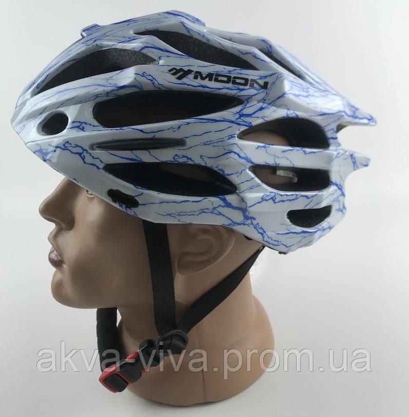 Шлем велосипедный унисекс