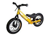 Велобіг від Logat LDM. Gold (Дискові гальма), фото 1
