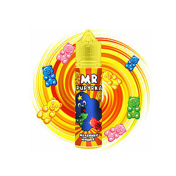 Премиум жидкость для электронных сигарет Mr. Pupyrka Желейный мишка 60ml