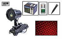 Новогодний уличный лазерный проектор X-Laser XX-LS-027 с ДУ, фото 1