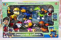 Игровой набор Щенячий Патруль - Герои-спасатели (7 в 1) G023E, фото 1