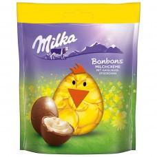 Конфеты Milka Eggs Bonbons Milk Creme 86 g