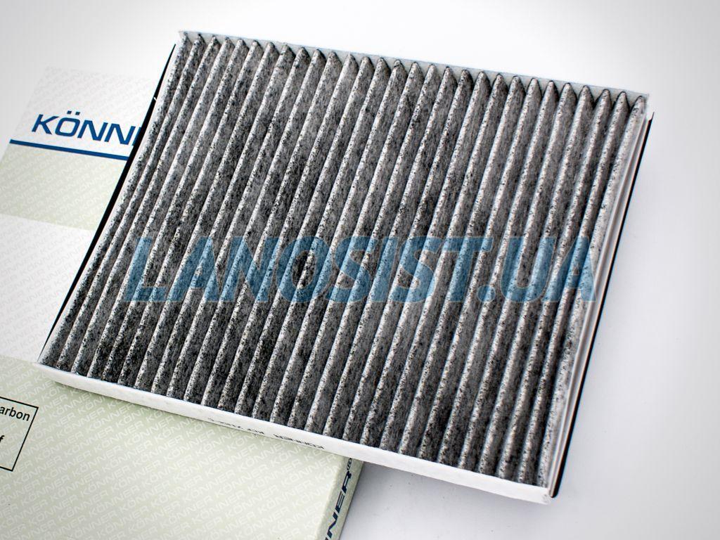 Фильтр салона Авео 1.6 (угольный) Konner KCF7122C.