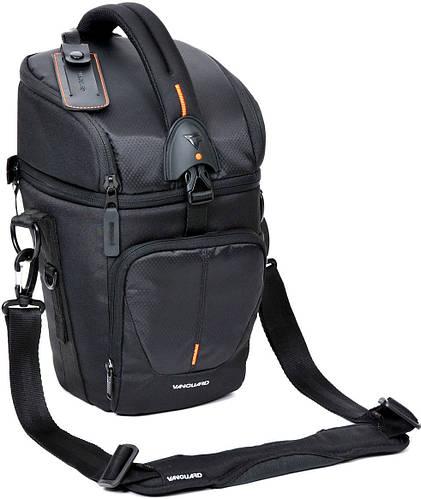 Фотосумка на плечо для DSLR-камеры с объективом Vanguard UP-Rise 15Z черная