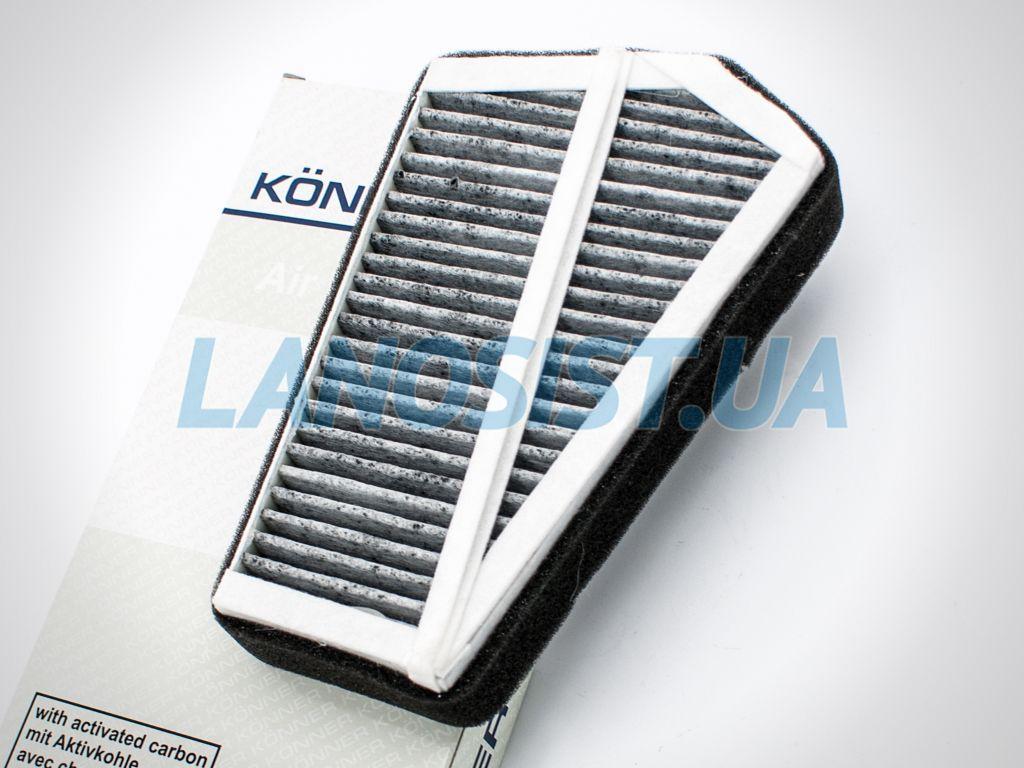 Фильтр салона Ланос Сенс (угольный) Konner KCF7103C.