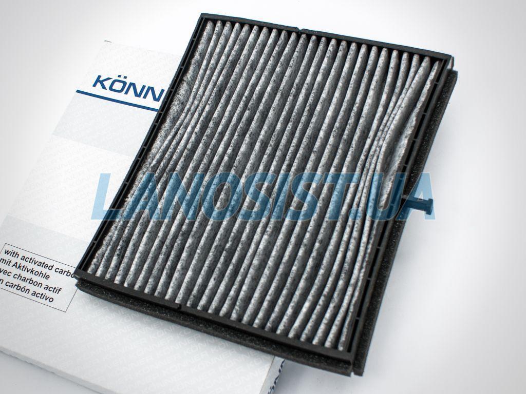 Фильтр салона Лачетти (угольный) Konner KCF7106C.