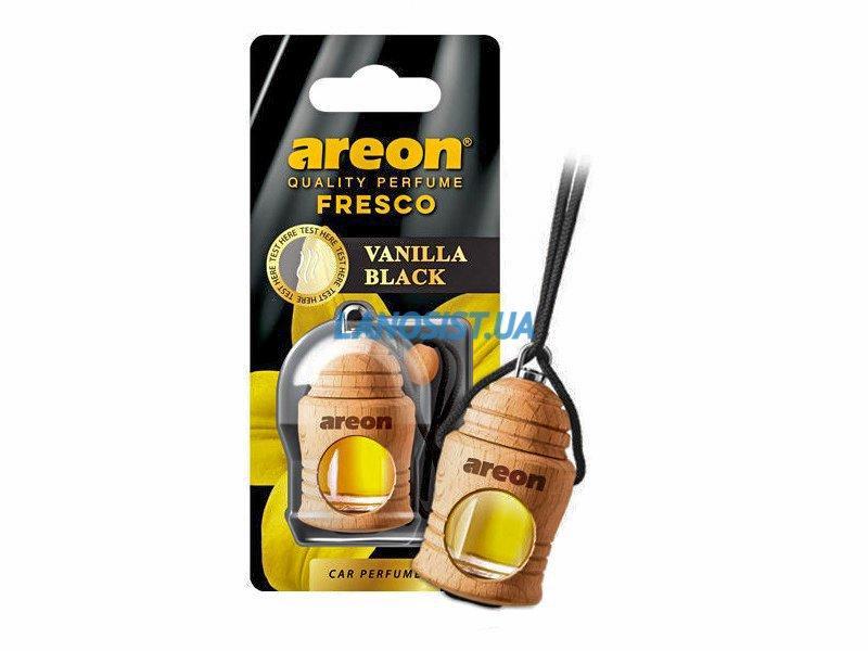 Ароматизатор воздуха Areon Fresco Valilla Black FRTN31.