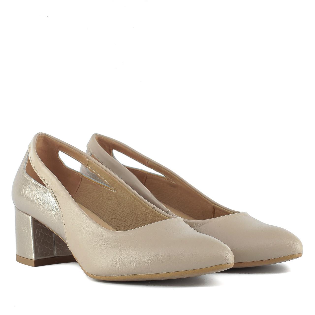 58f89a360 Туфли женские KORZENIOWSKI (кожаные, оригинальные, модные, на удобном  каблуке) 41