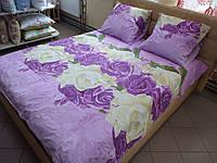 Комплект постельного белья бязь Голд Ультрафиолет