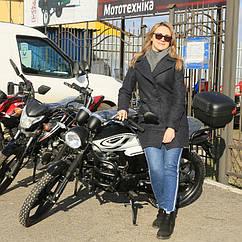 Мотоцикл Forte ALFA NEW FT125-K9A