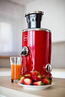 Универсальная соковыжималка Novis Vita Juicer, красная , фото 1