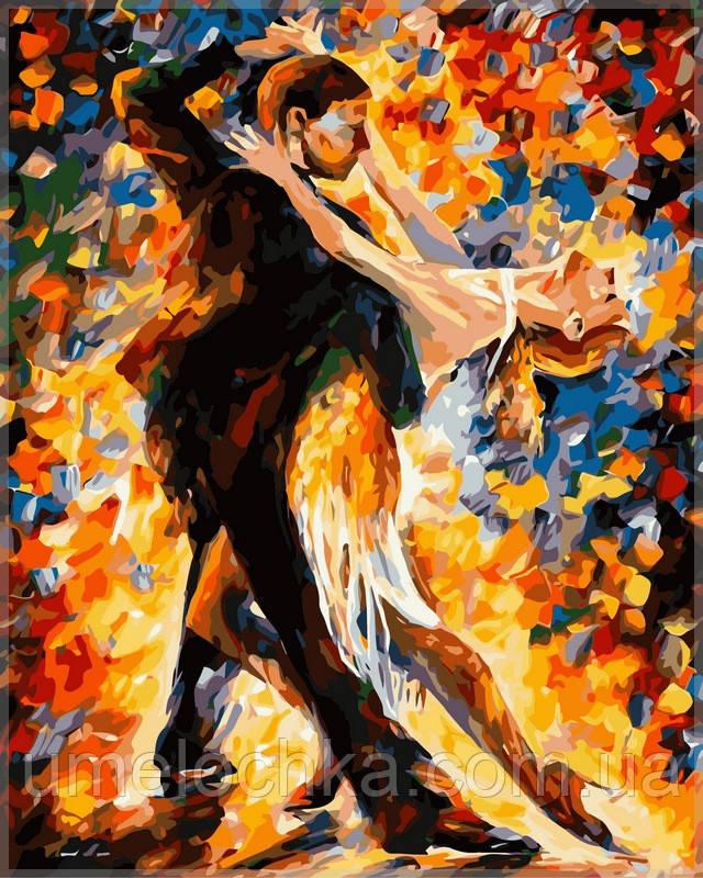 Раскраска по номерам Babylon  Полуночное танго