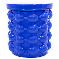 ✸Форма Ice Cube Maker Genie силиконовая для заморозки хранения льда охлаждение напитков