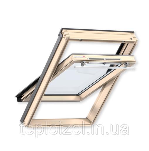 Мансардне вікно Velux (Велюкс) Оптіма 66х118 GZR 3050